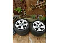 R17 original Bmw wheels