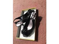 Womens shoes never worn