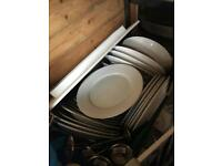 Catering crockery