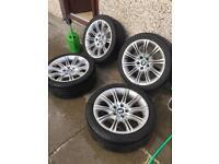 Bmw 5 series E 65 alloys 250 Ono