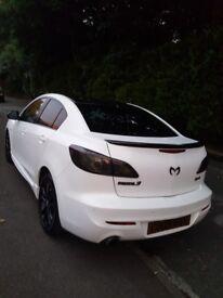 2.2l diesel Mazda 3 sport 225bph