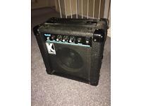 Kustom Electric Guitar Amplifier