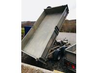 SOLD Ifor Williams TT3017 Tipper Trailer £2590 + VAT (£3108) SOLD