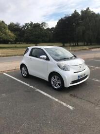 Toyota IQ 1.33 Petrol Manual White