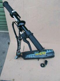 Electric scooter Zinc 120volt 24 volt