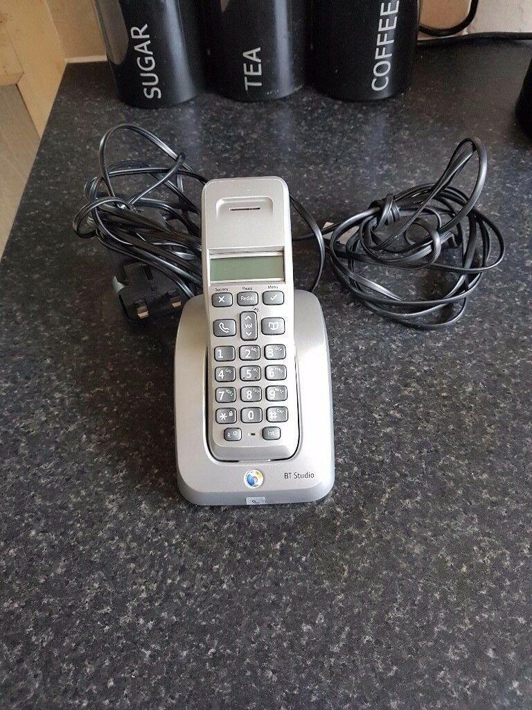 BT 3100 single handset