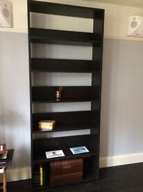 Solid Wood Large Bookcase