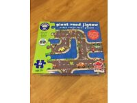 Jigsaw / Floor Puzzle – Giant Road Mat – Orchard Toys