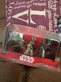 Star wars figure set