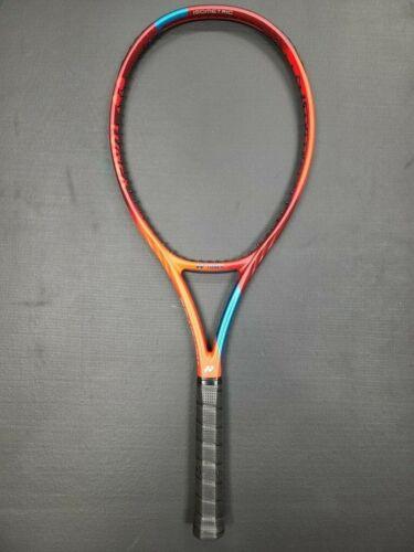 "Yonex VCORE 98 v6 2021 MODEL Tennis Racquet Grip Size 4 1/4"""