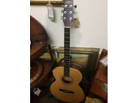 1960s Washburn Accoustic Guitar