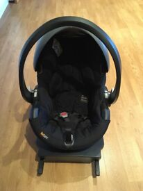 Be Safe Car Seat with isofix