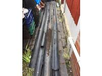 Guttering gutters pipes drainage