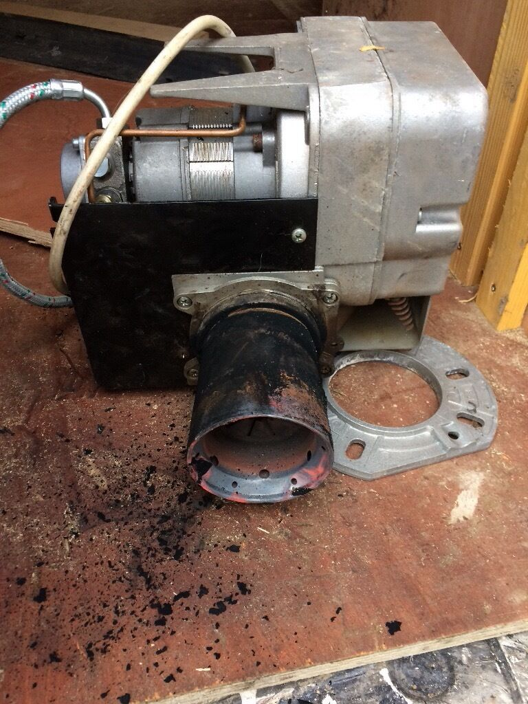 WarmFlow Oil burner