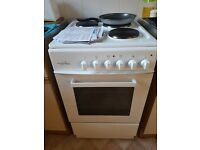 Nearly new electric cooker