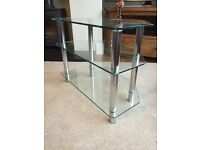 Television stand -Glass