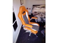 Excellent gaming or office chair for sale