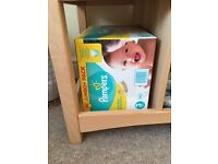 Pampers jumbo pack size 3 Nappies