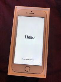 Apple iPhone 7 Silver 32GB EE