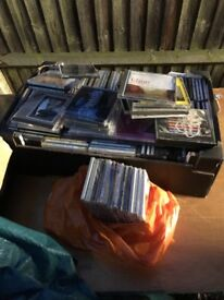Approx 170 classical CD's
