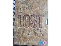 Lost DVD set almost new