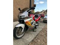 HONDA VFR 800 50th ANNIVERSARY EDITION
