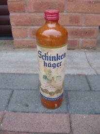 Schinken Hager Bottle