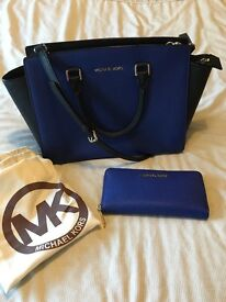 Genuine Michael Kors handbag & purse.