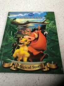 Disney Lion King 3D Magical Story (Brand New)
