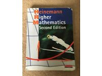 Heinemann Higher Maths (second edition) Book