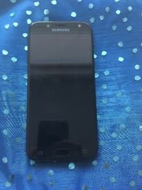 Samsung Phone J5 2017 -Good Conditon -Works Perfectly- On O2 - 16gb