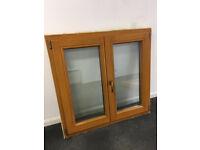 Triple Glazed Tilt &Turn Timber Windows. Brand new. Ex Display.