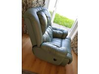 Recline Leather Chair