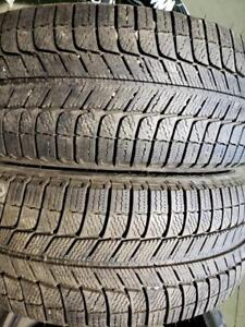 2 winter tires Michelin x ice 3   235/45r18