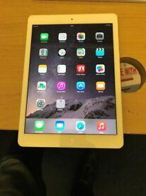 Apple iPad air 1 16gb wifi silver