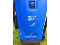 Nilfisk pressure washer for spares/repair