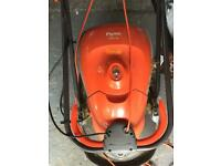 Flymo hoover mower (for spares)