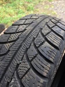 4 pneus 175/65r14 gislaved
