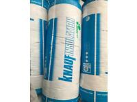 9 rolls available @ £20 per roll : Knauf insulation 140mm