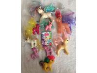 Pony Dolls Job Lot