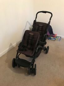 Gracie Double Buggy