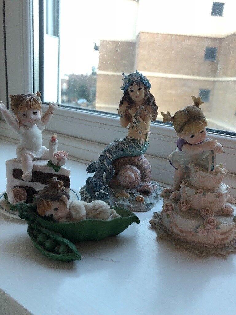Little kitchen fairies collectibles