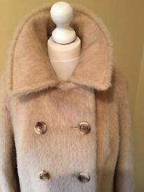 Vintage mohair coat 16