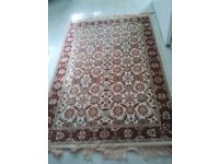 Persian Rug - Beautiful Wool and Silk Rug - Brand New