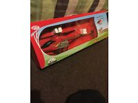 RC helicopter RED HAWK