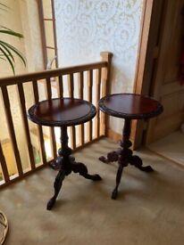Side Tables or Bedside Tables