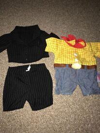 Build a bear outfits