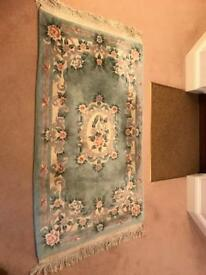 Lovely entrance Chinese style rug