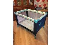 Child's , toddler Travel cot , bed £20 ono