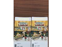 2 Tickets for HSBC London Rugby 7's - Twickenham - May 21 Finals